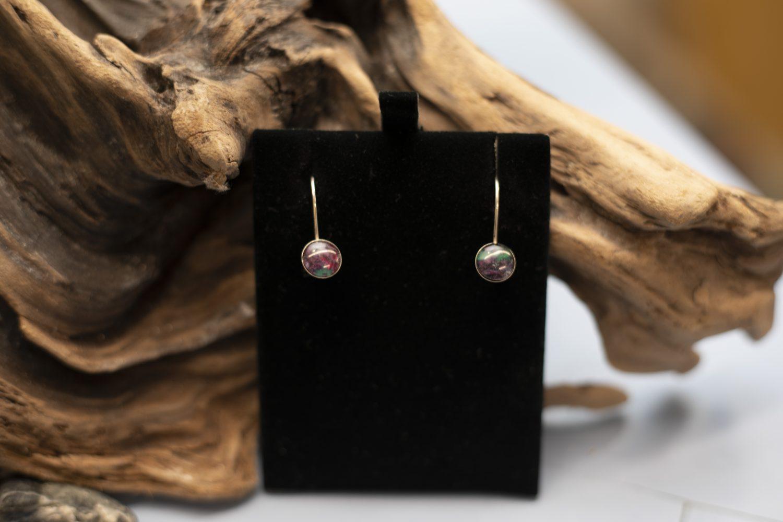Bonz N Stonz Carving Studio - earrings for sale